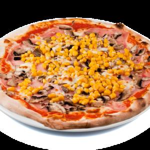 pizza-sunca-ciuperci-porumb-600×450