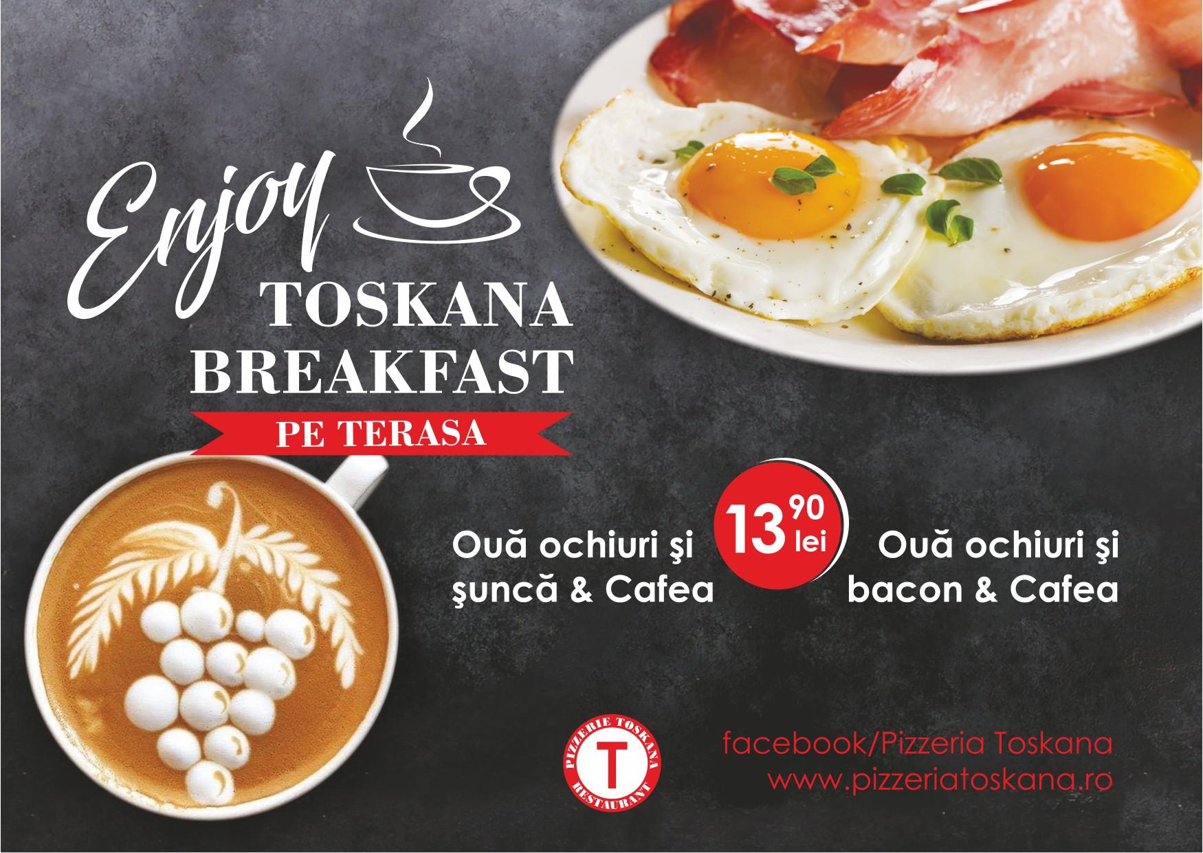 mic dejun cluj toskana