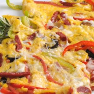 omleta-toskana